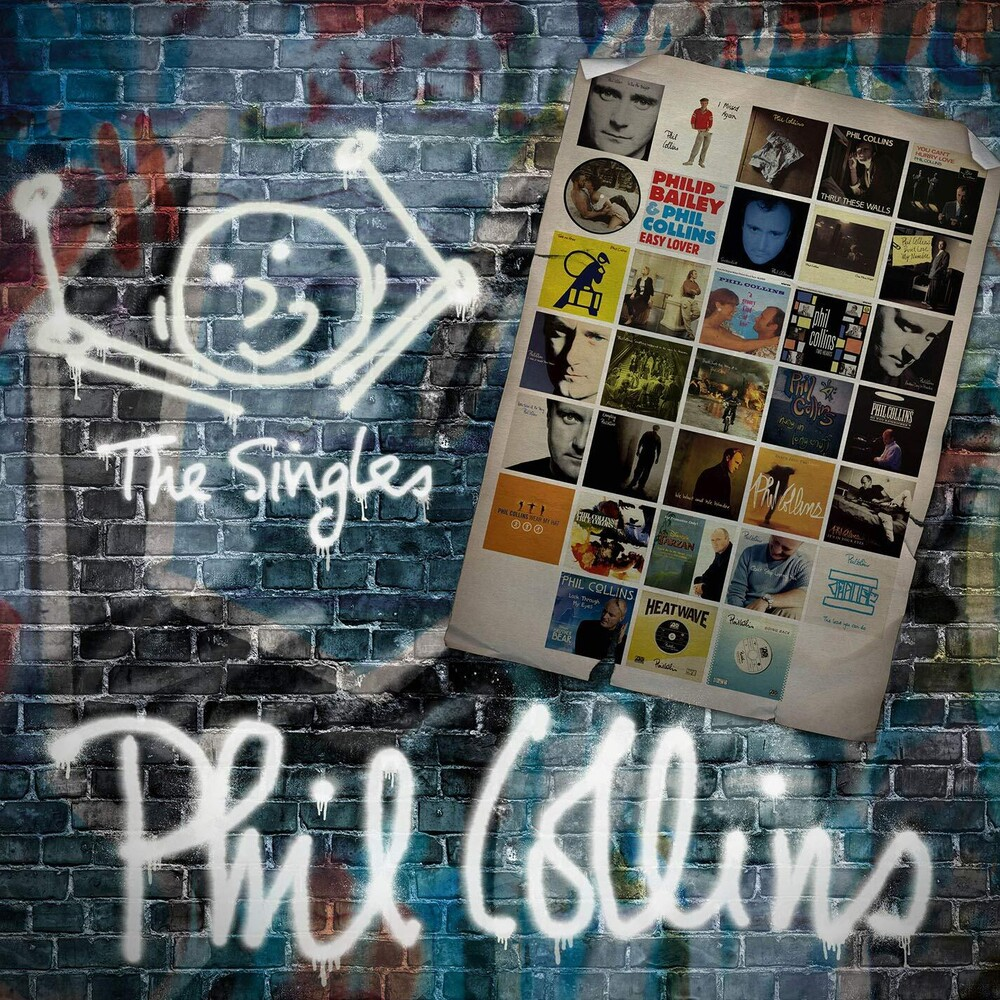 Phil Collins - The Singles [2LP]