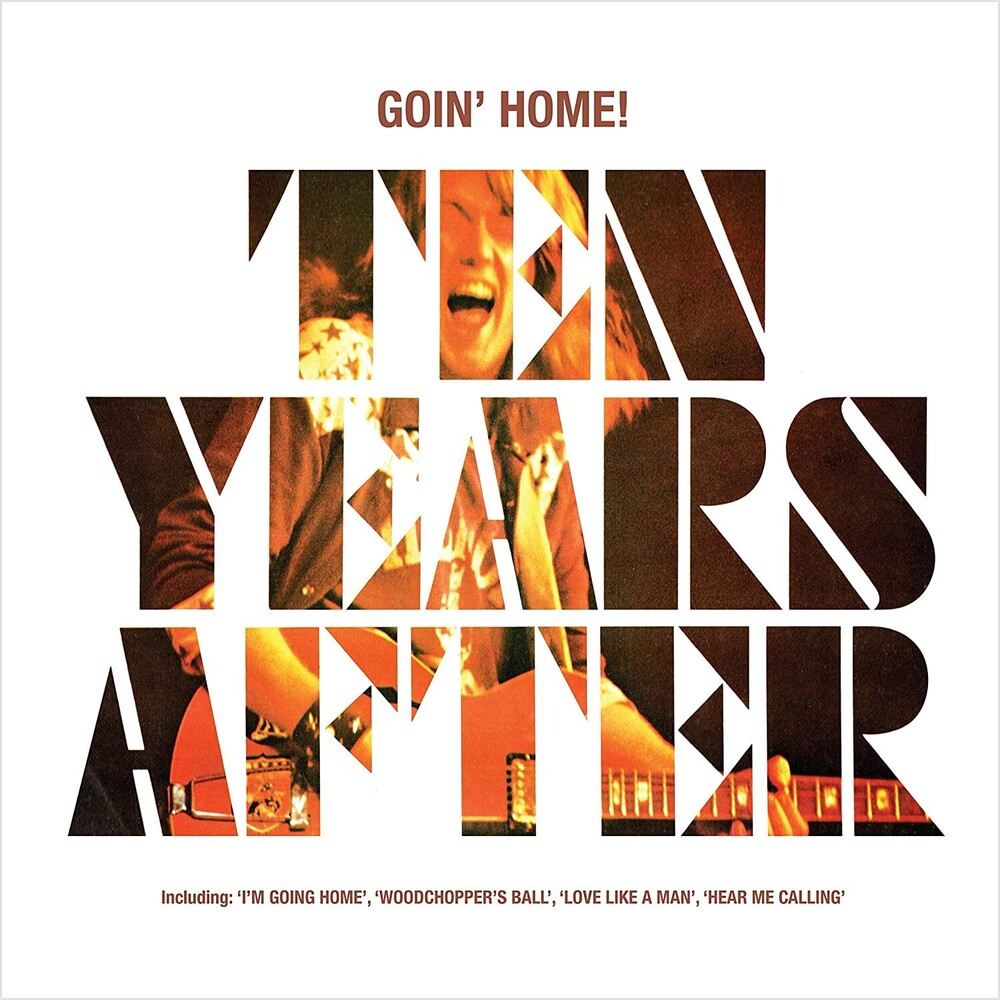 Ten Years After - Goin Home (Uk)