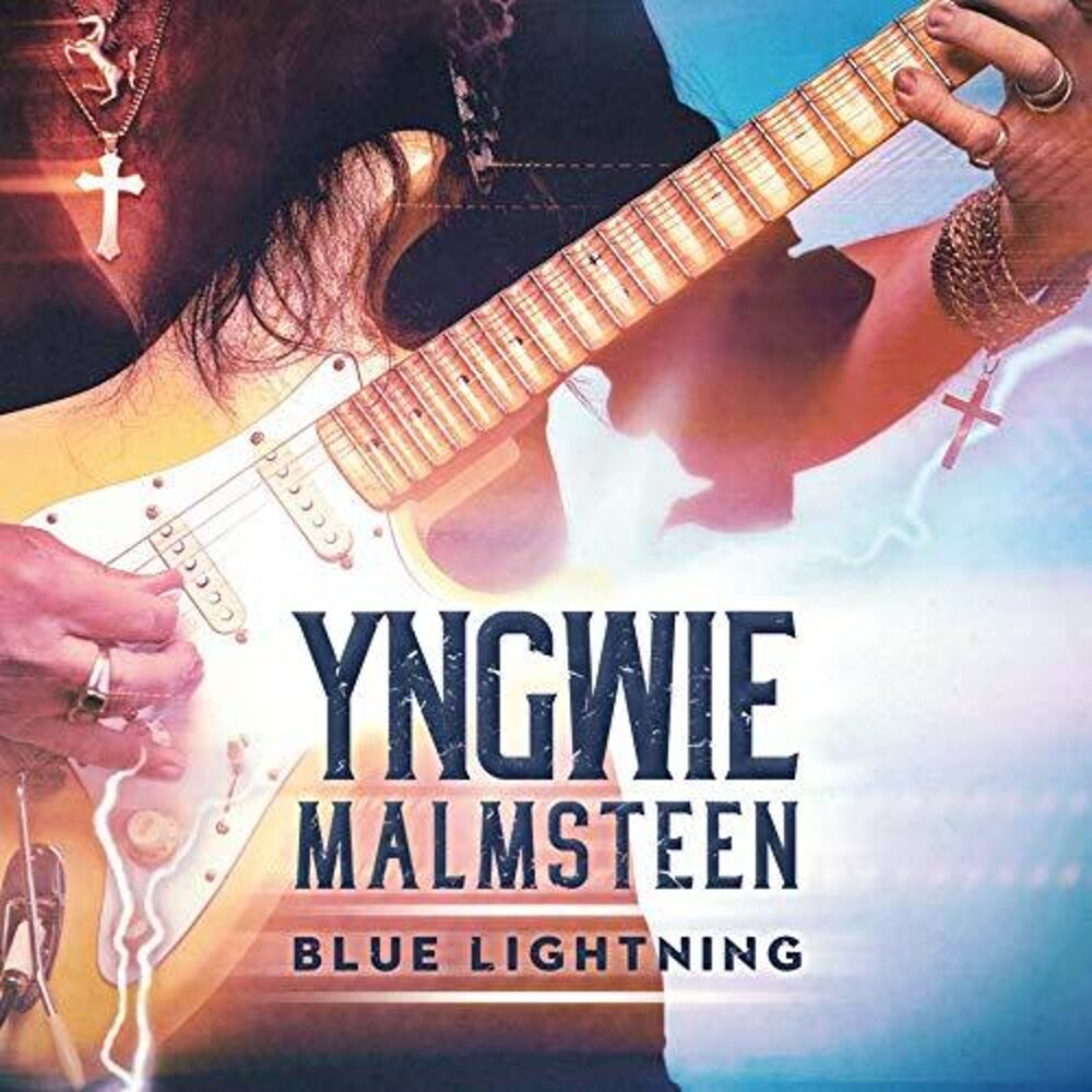 Yngwie Malmsteen - Blue Lightning [Import]
