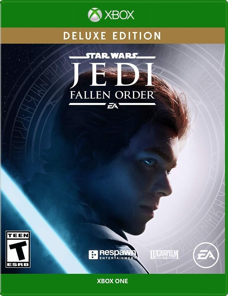 Star Wars Jedi: Fallen Order Deluxe Ed - Star Wars Jedi: Fallen Order Deluxe Ed