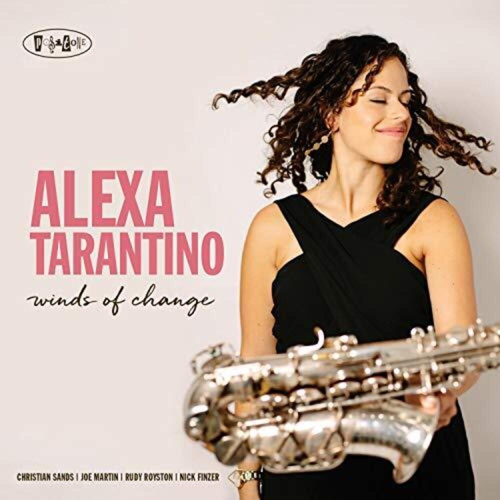 Alexa Tarantino - Winds Of Change (Spa)