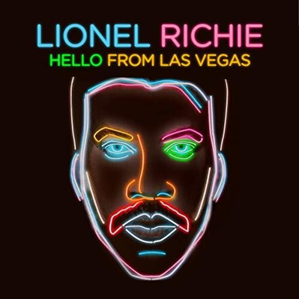 Lionel Richie - Hello From Las Vegas [2LP]