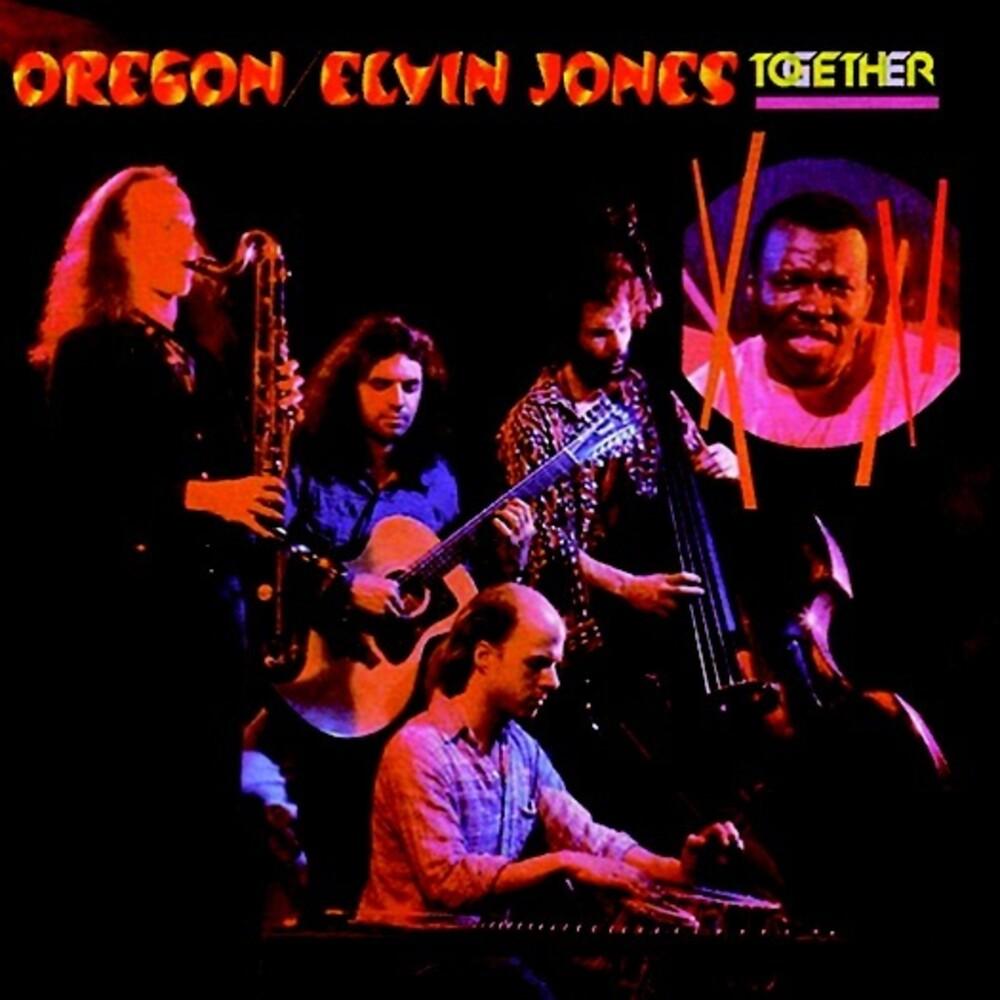 Oregon / Elvin Jones - Together