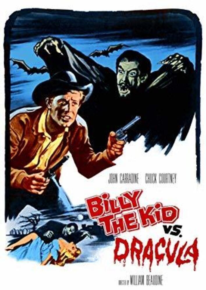- Billy The Kid Vs Dracula (1966)