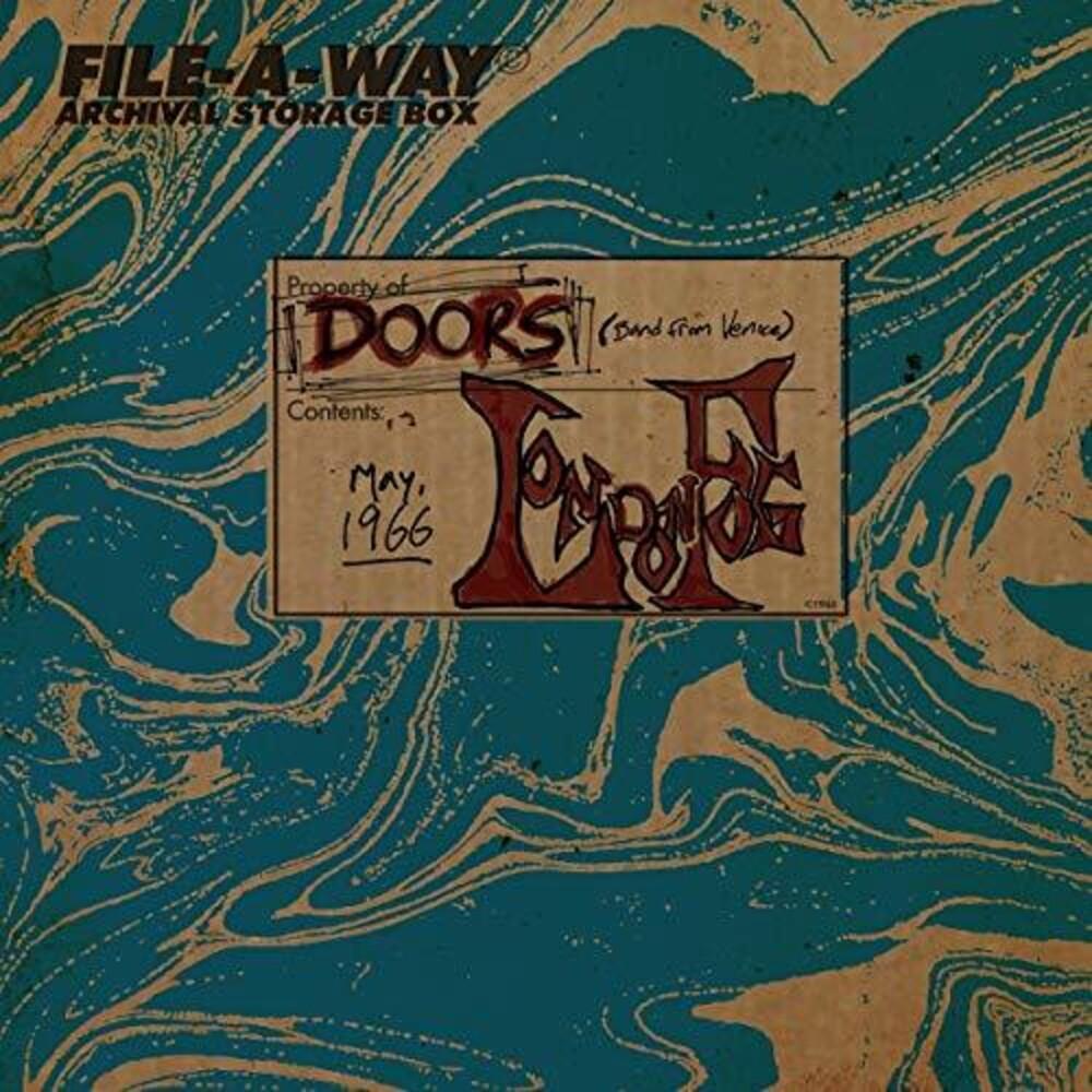 The Doors - London Fog 1966