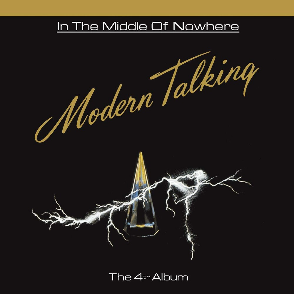 Modern Talking - In The Middle Of Nowhere (Hol)