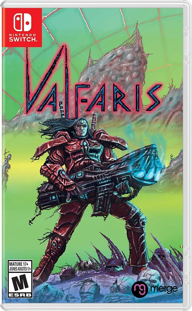 - Valfaris for Nintendo Switch
