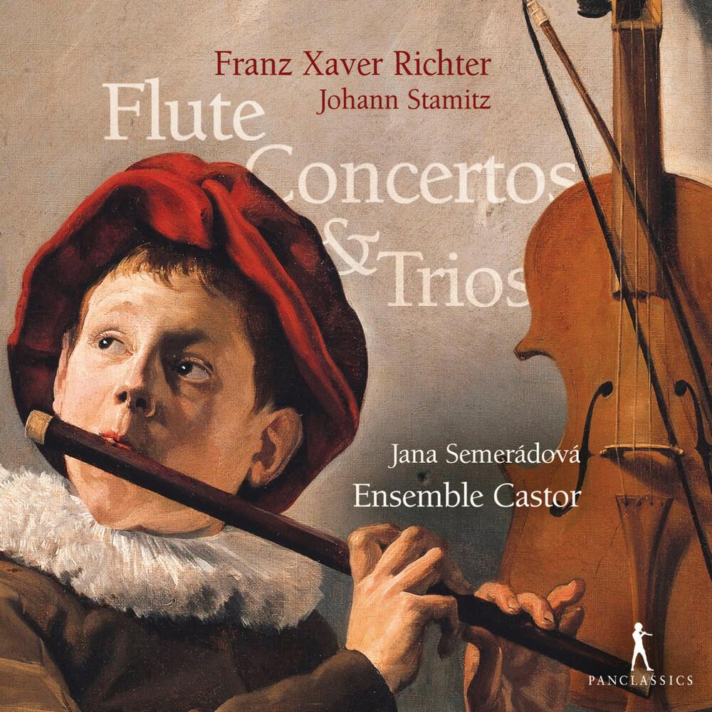Jana Semerádová - Flute Concertos & Trios