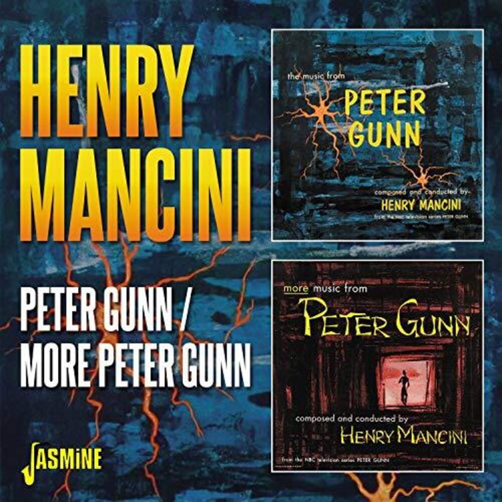 Henry Mancini - Peter Gunn / More Peter Gunn