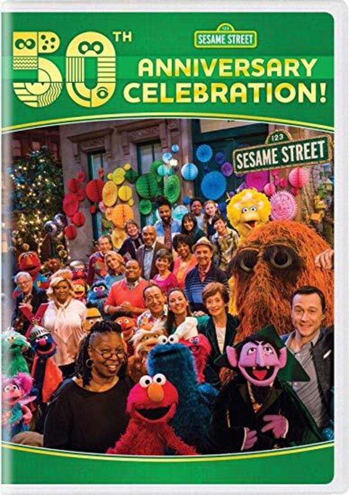 - Sesame Street's 50th Anniversary Celebration