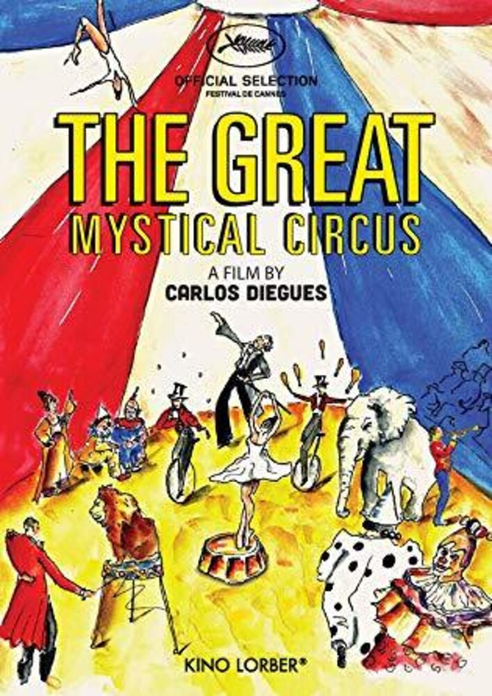 - The Great Mystical Circus