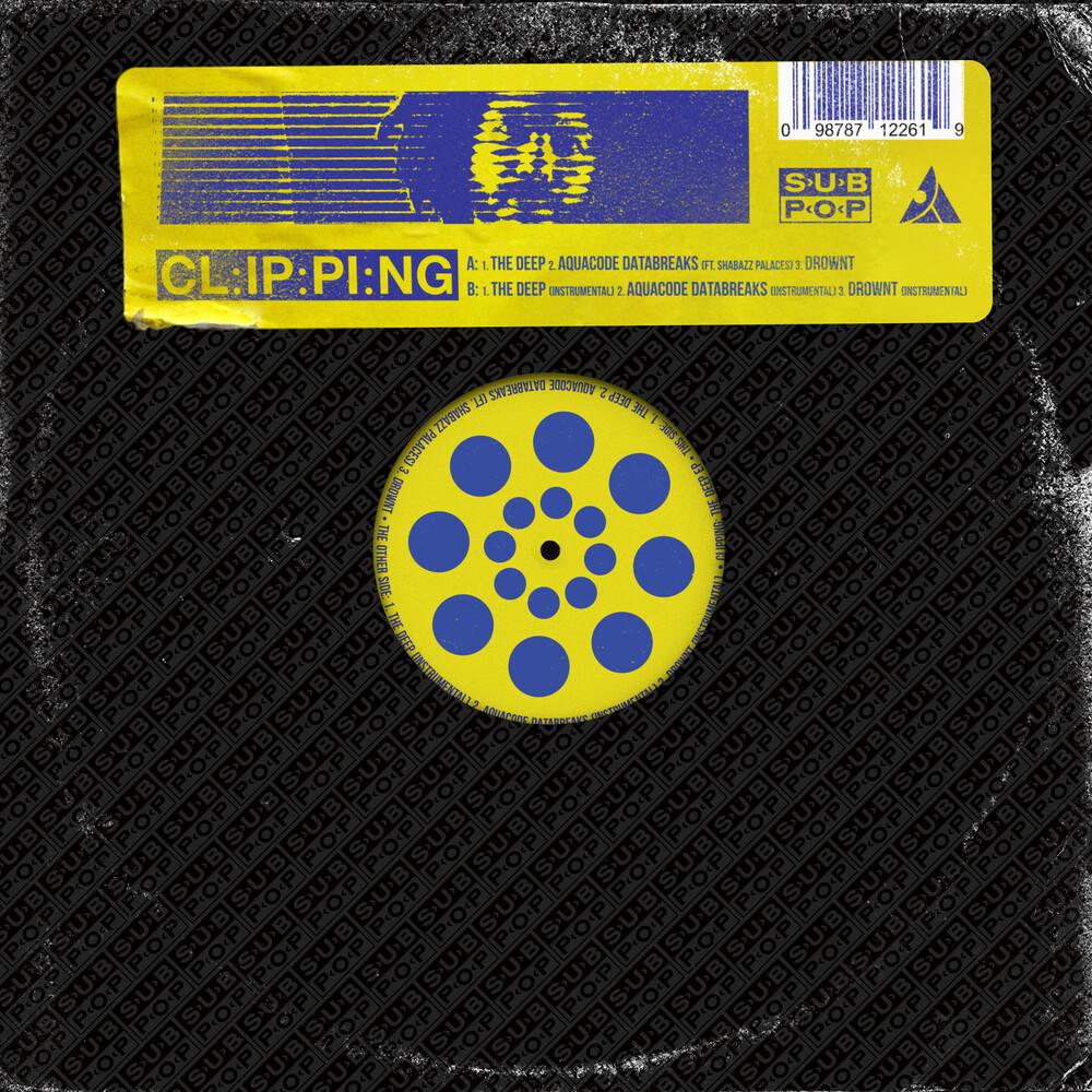 clipping. - The Deep EP [Vinyl]