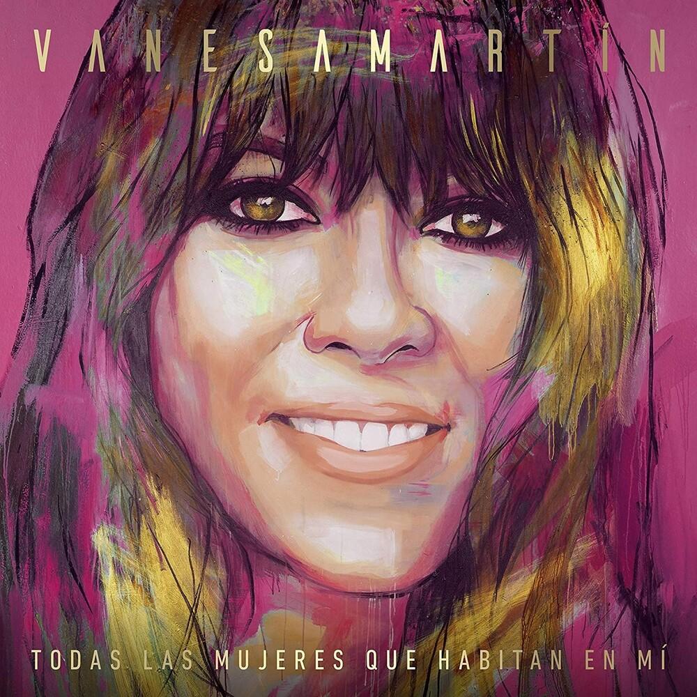 Vanesa Martin - Todas Las Mujeres Que Habitan En Mi (W/Dvd) [Reissue]