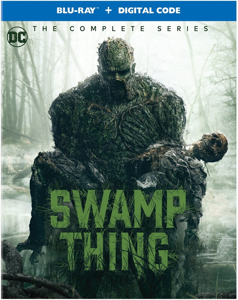 - Swamp Thing: Complete Series (2pc) / (2pk Ac3 Dol)