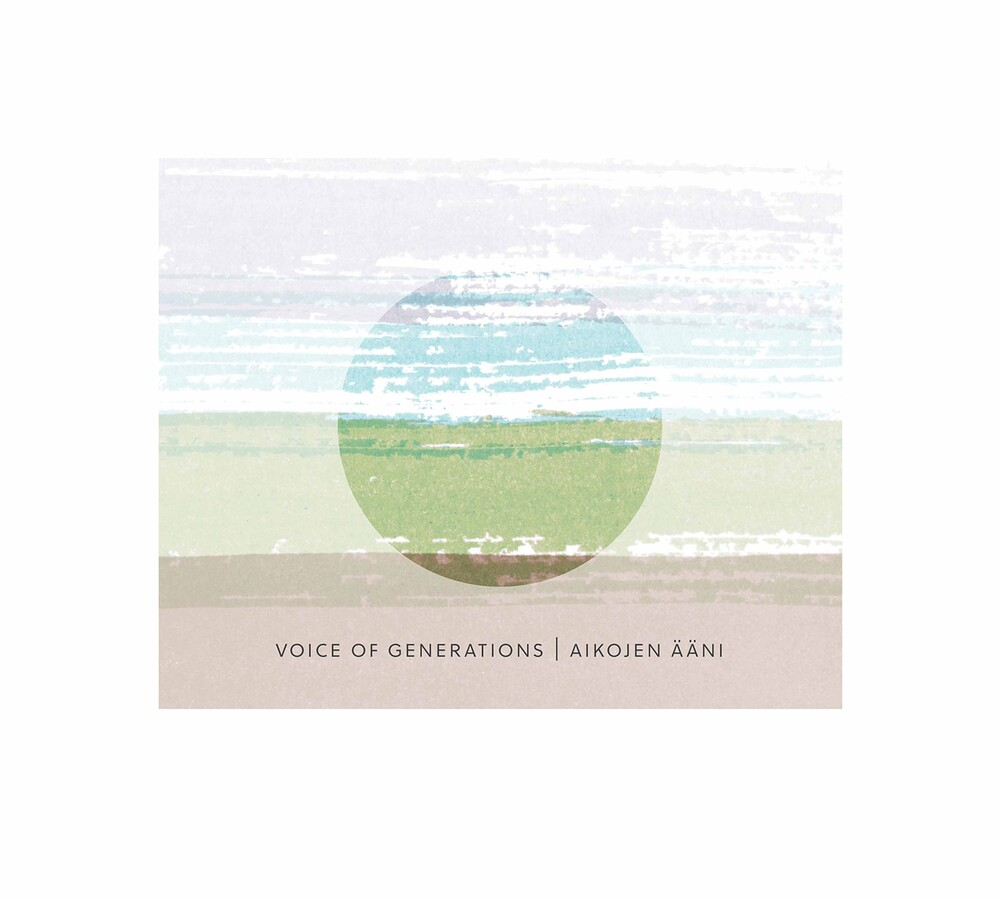 Voice Of Generations / Various - Voice Of Generations / Various