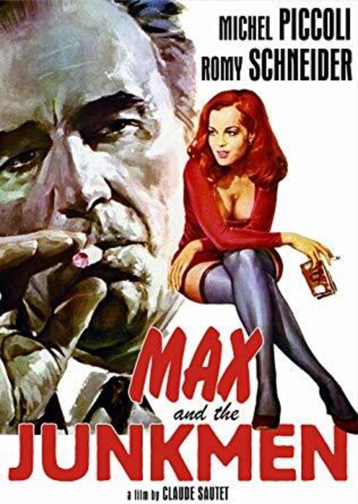 - Max and the Junkmen
