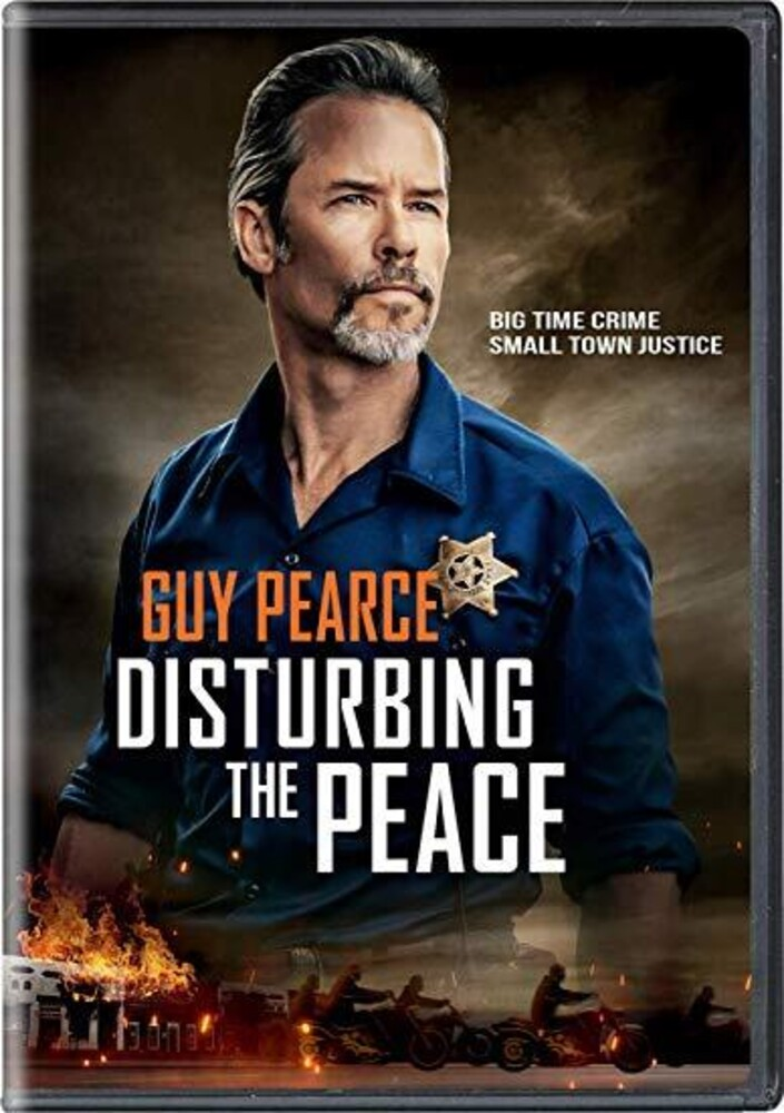 Disturbing The Peace - Disturbing The Peace