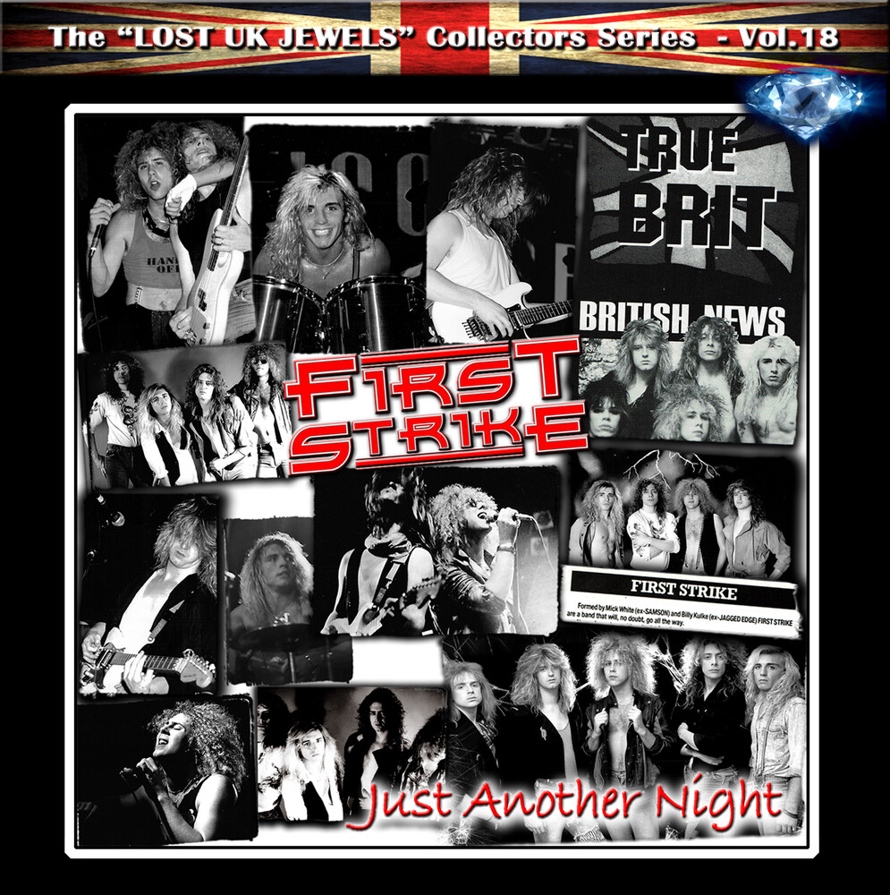 First Strike - Just Another Night