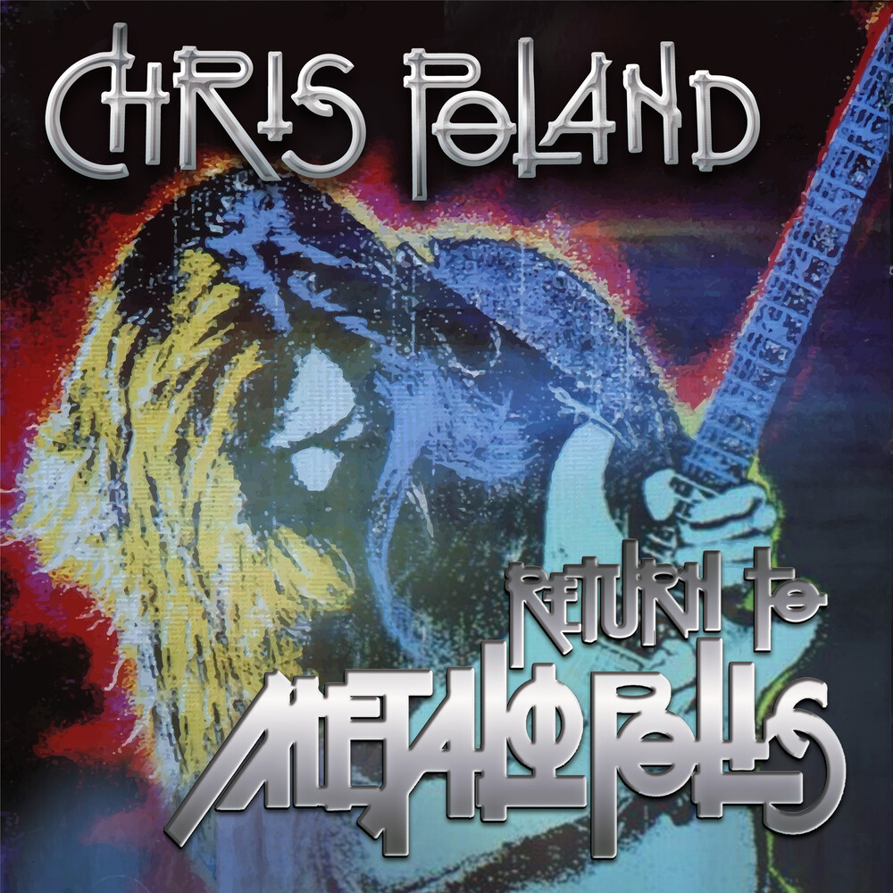 Chris Poland - Return To Metalopolis (Colv) (Gate)