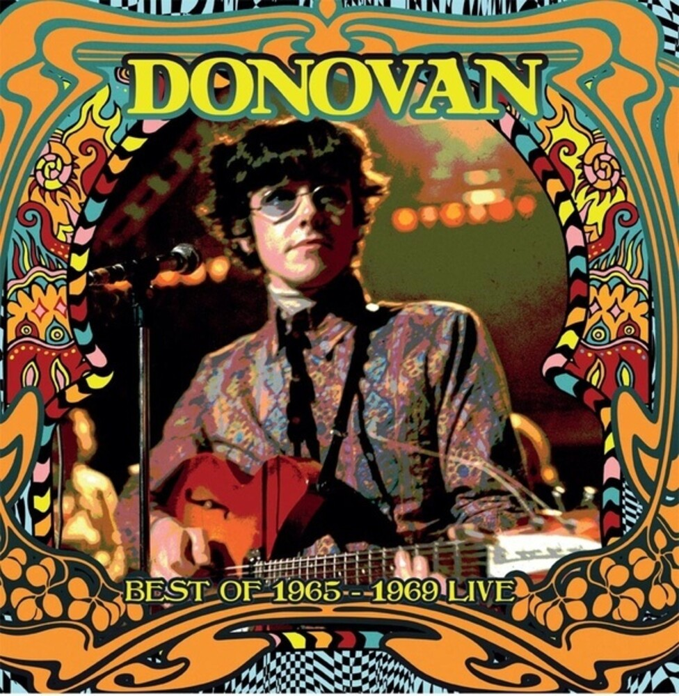 Donovan - Best Of 1965-1969 Live