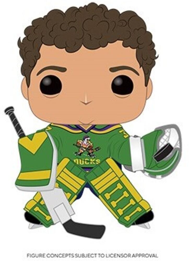 - FUNKO POP! DISNEY: Mighty Ducks - Goldberg