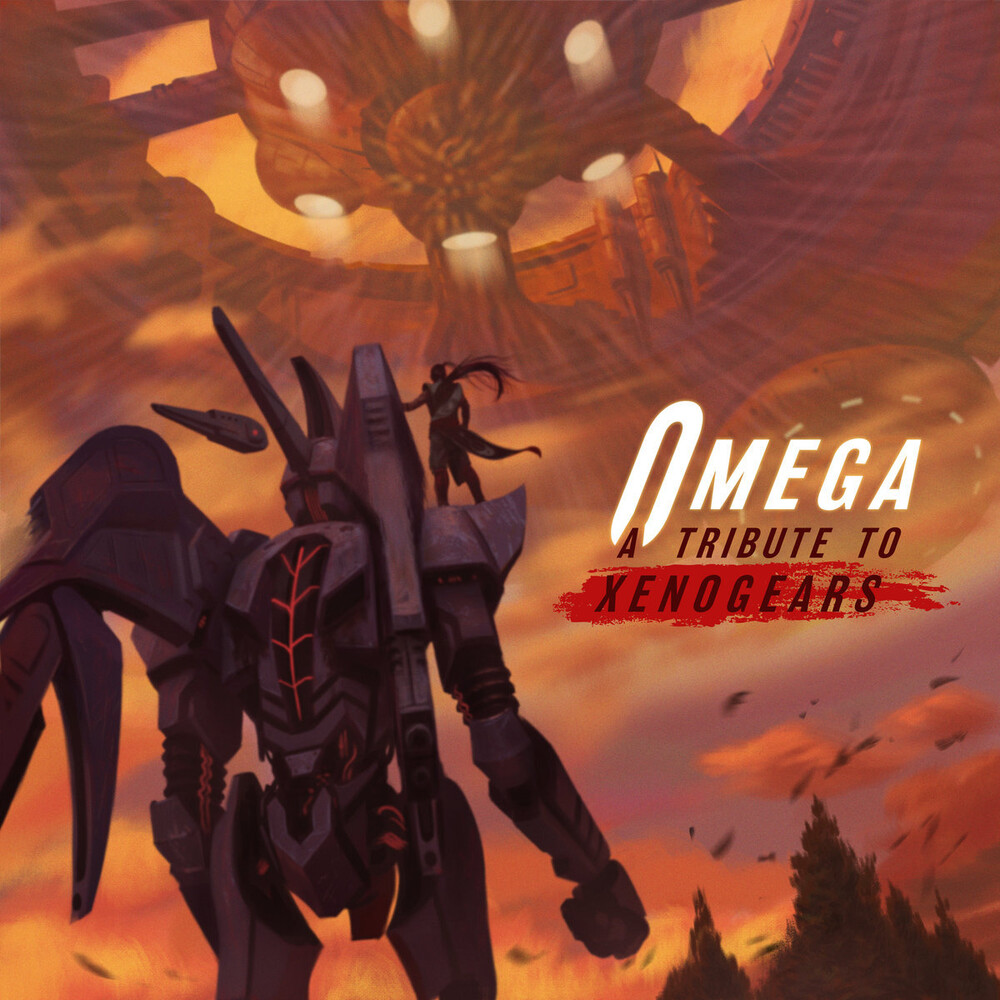 Omega A Tribute To Xenogears / Various - OMEGA: A Tribute to Xenogears / Various
