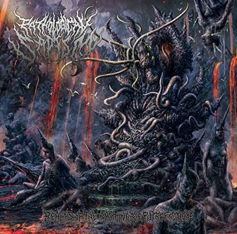 Pathological Sadism - Realms Of The Abominable Putrefaction