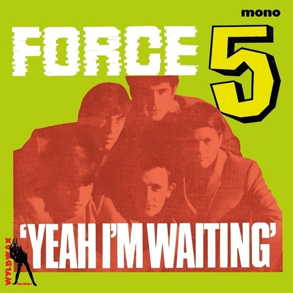Force Five - Yeah I'm Waiting (10in)