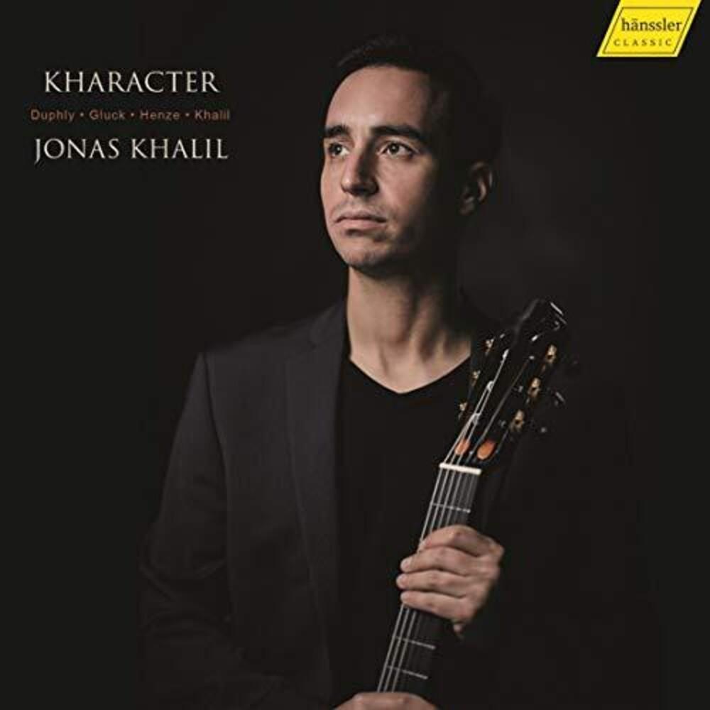 Jonas Khalil - Kharacter / Various