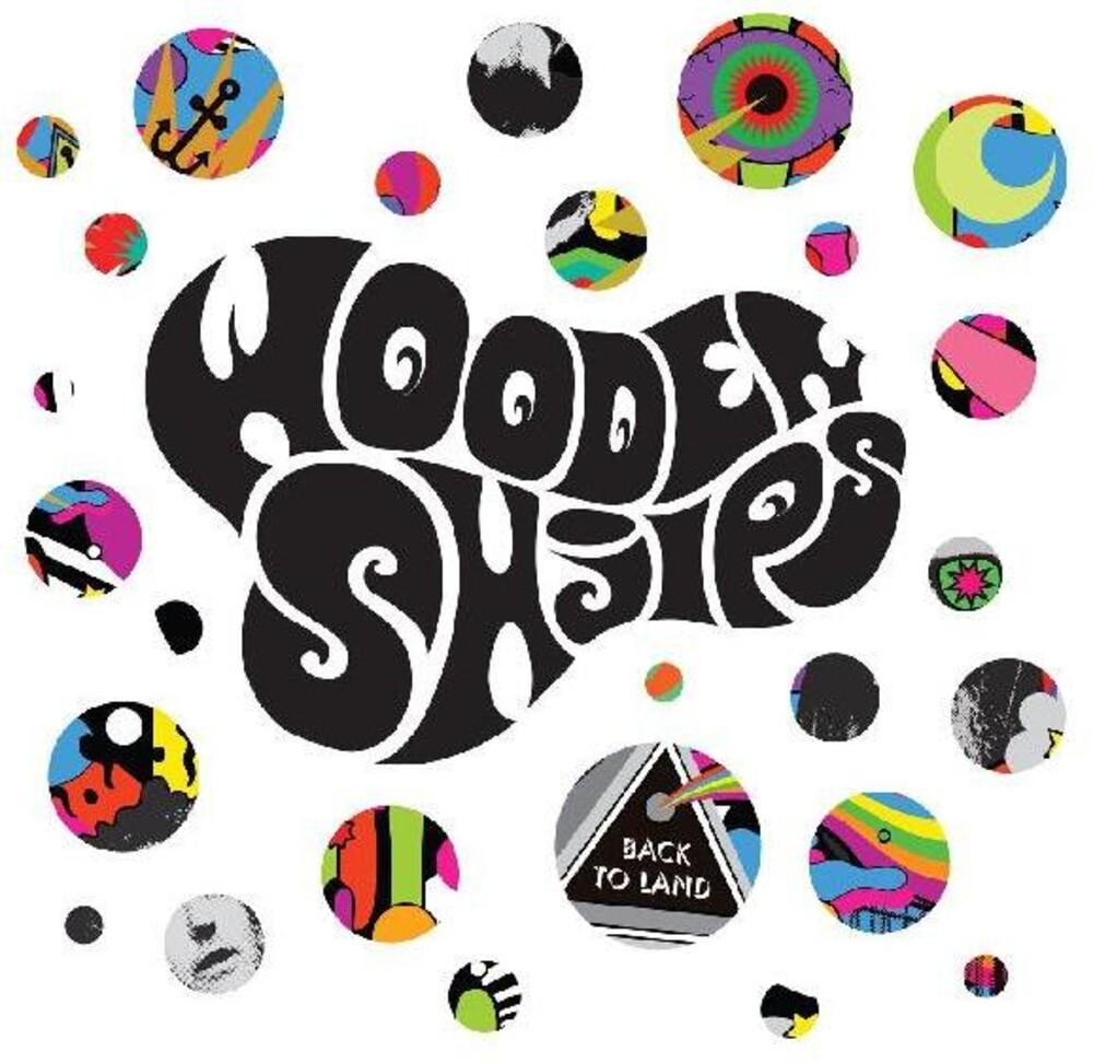 Wooden Shjips - Back To Land (Colv) (Ltd)