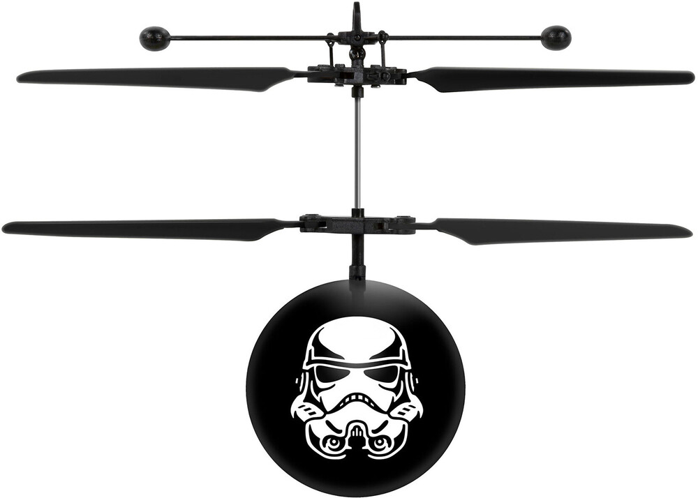 Ufo Flying Ball - Star Wars: Stormtrooper IR UFO Ball Helicopter (Star Wars)