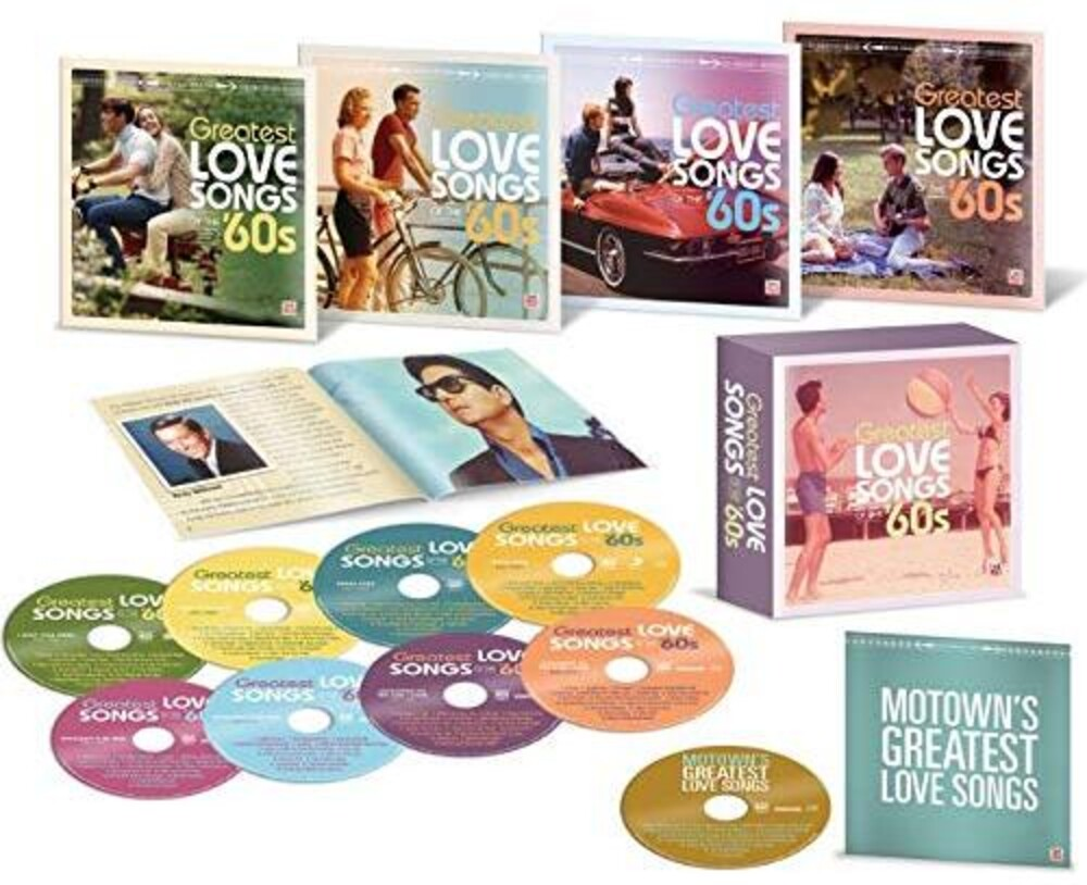 Greatest Love Songs Of The 60s Collection / Var - Greatest Love Songs Of The '60s Collection / Var