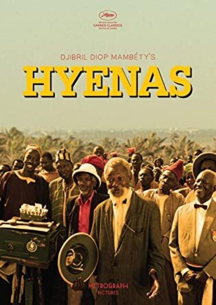 - Hyenas