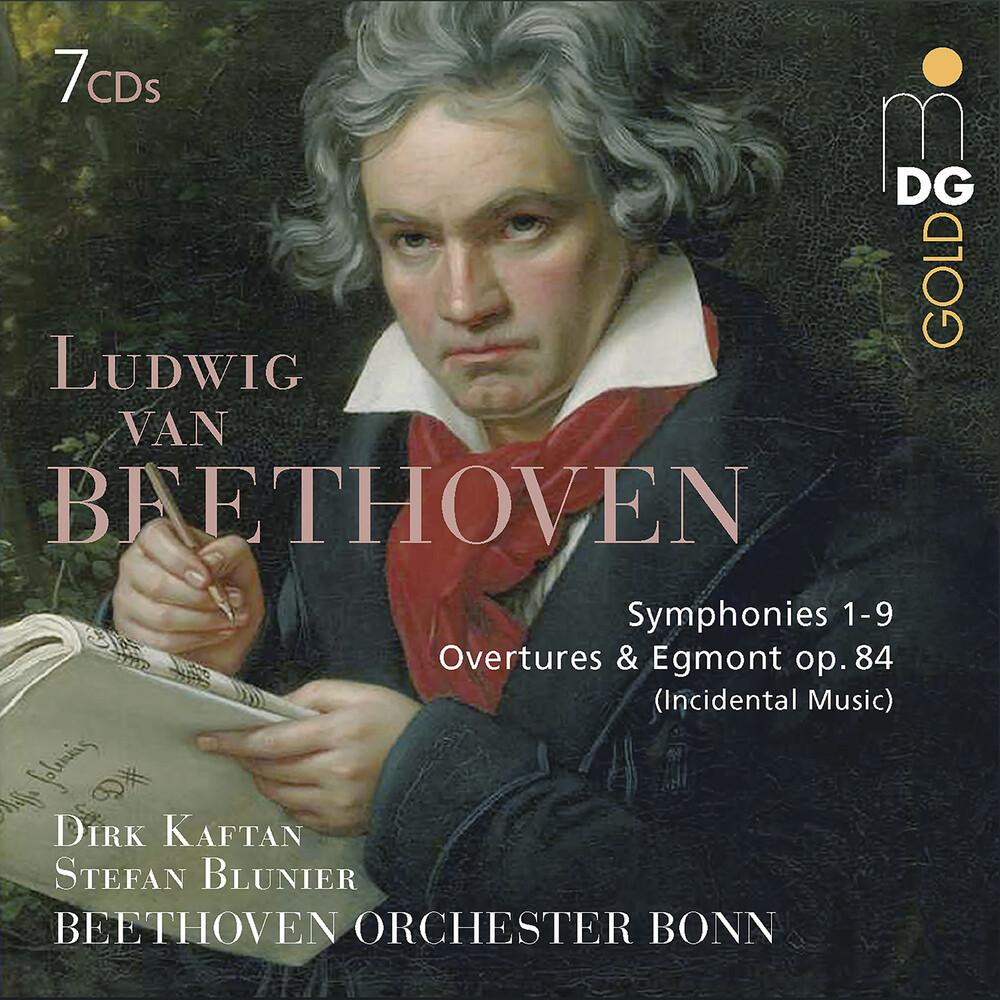 Beethoven / Blunier / Brandt - Symphonies 1-9 (Box)