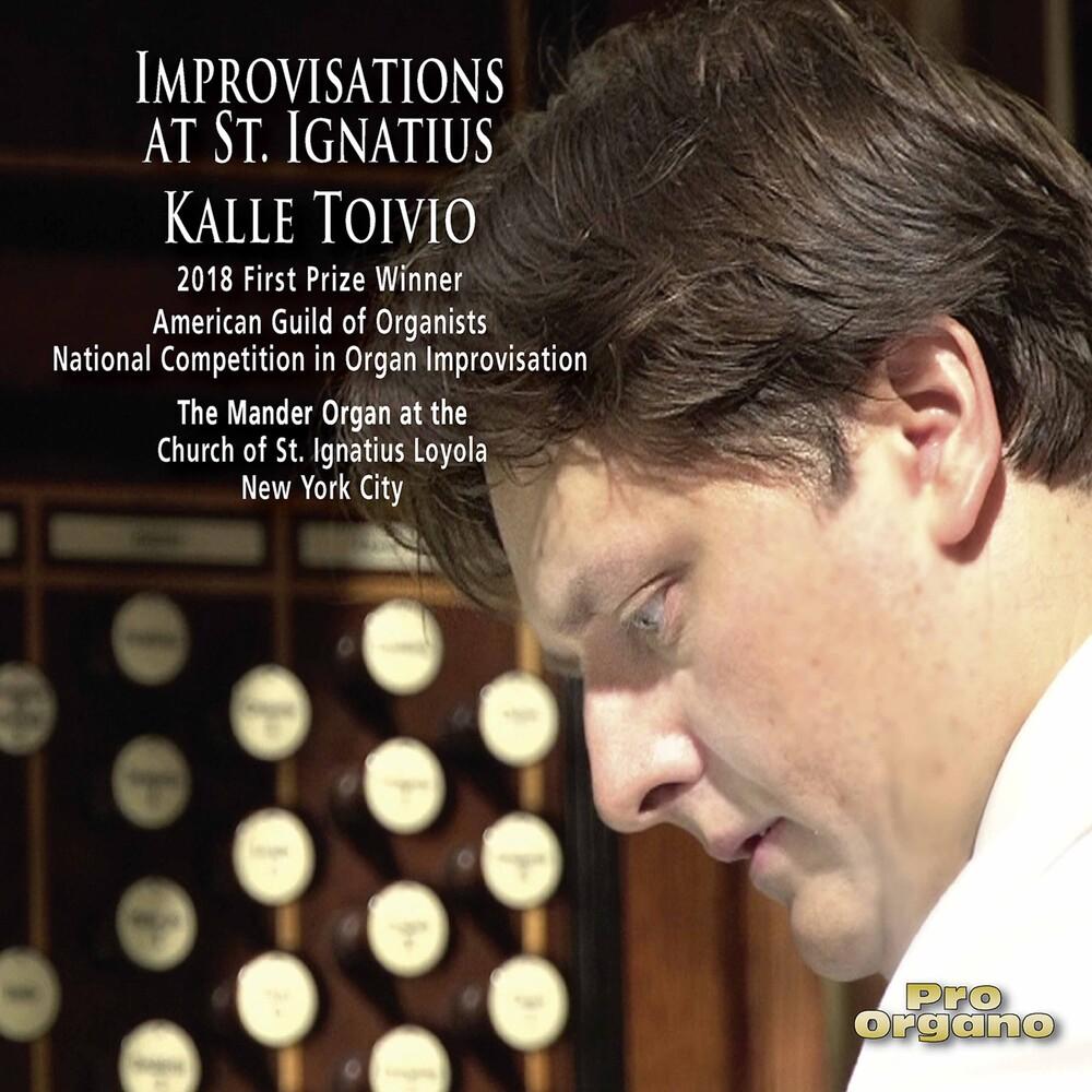 Muffat / Toivio - Improvisations At St Ignatius