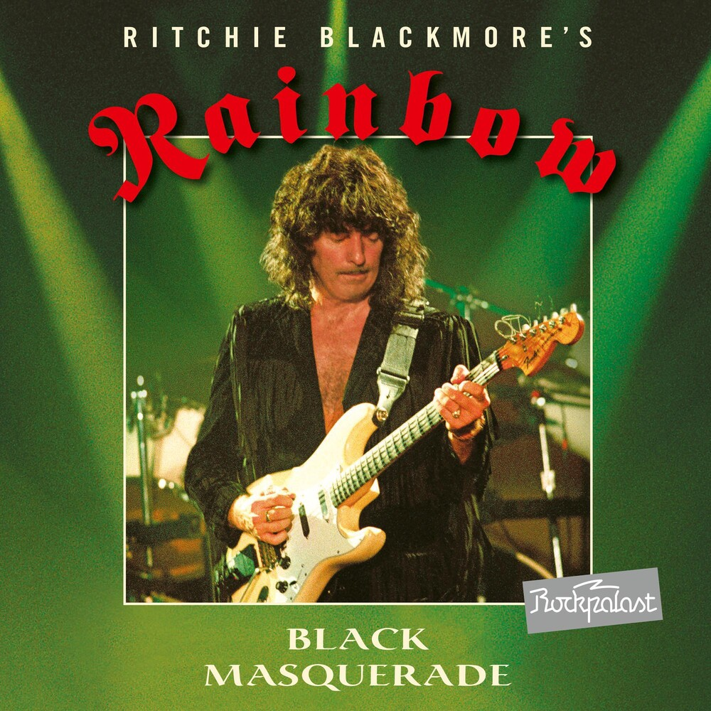 Rainbow - Black Masquerade (Uk)