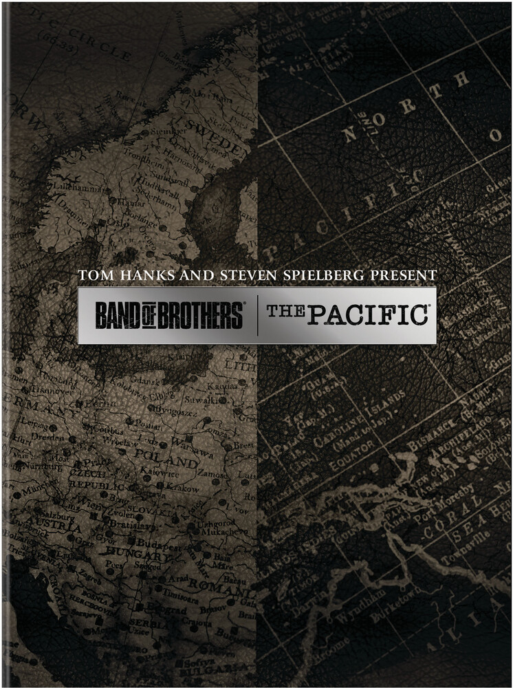 Damian Lewis - Band Of Brothers & Pacific (13pc) / (Box Rpkg)