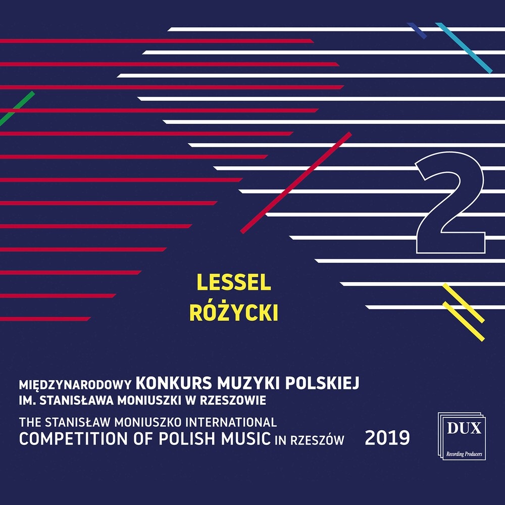Lessel - Moniuszko Competition 2019 2