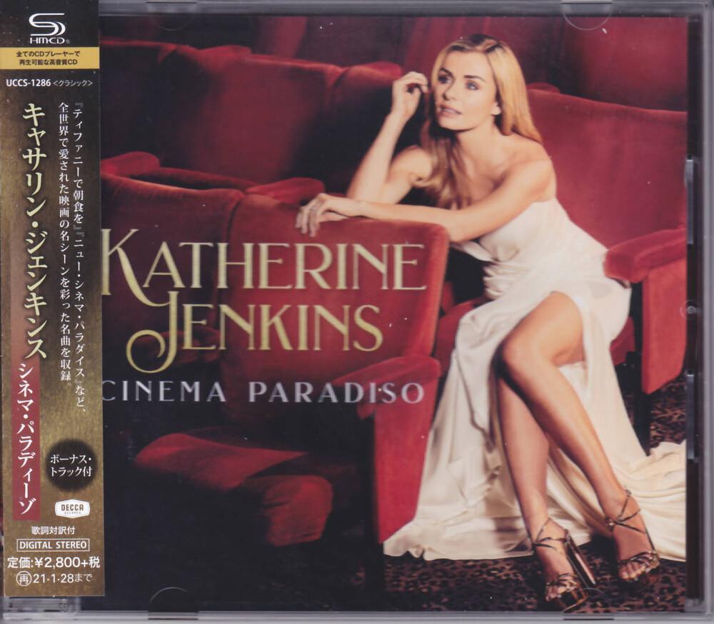 Katherine Jenkins - Cinema Paradiso (Shm) (Jpn)