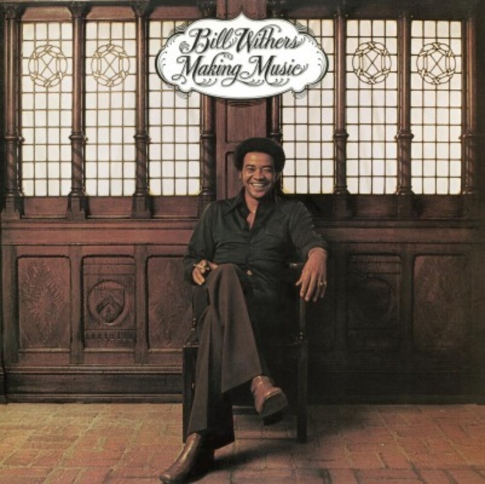 Bill Withers - Making Music (Blk) (Hol)