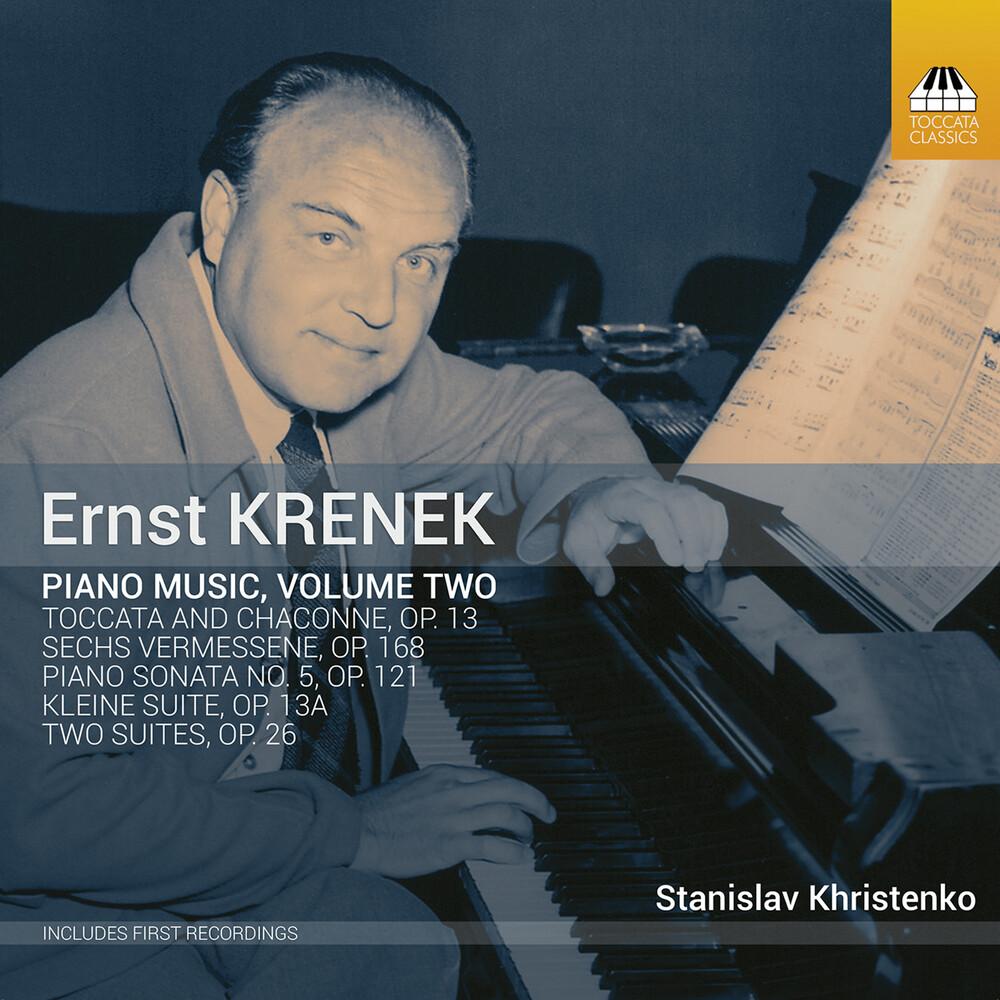 Stanislav Khristenko - Piano Music 2