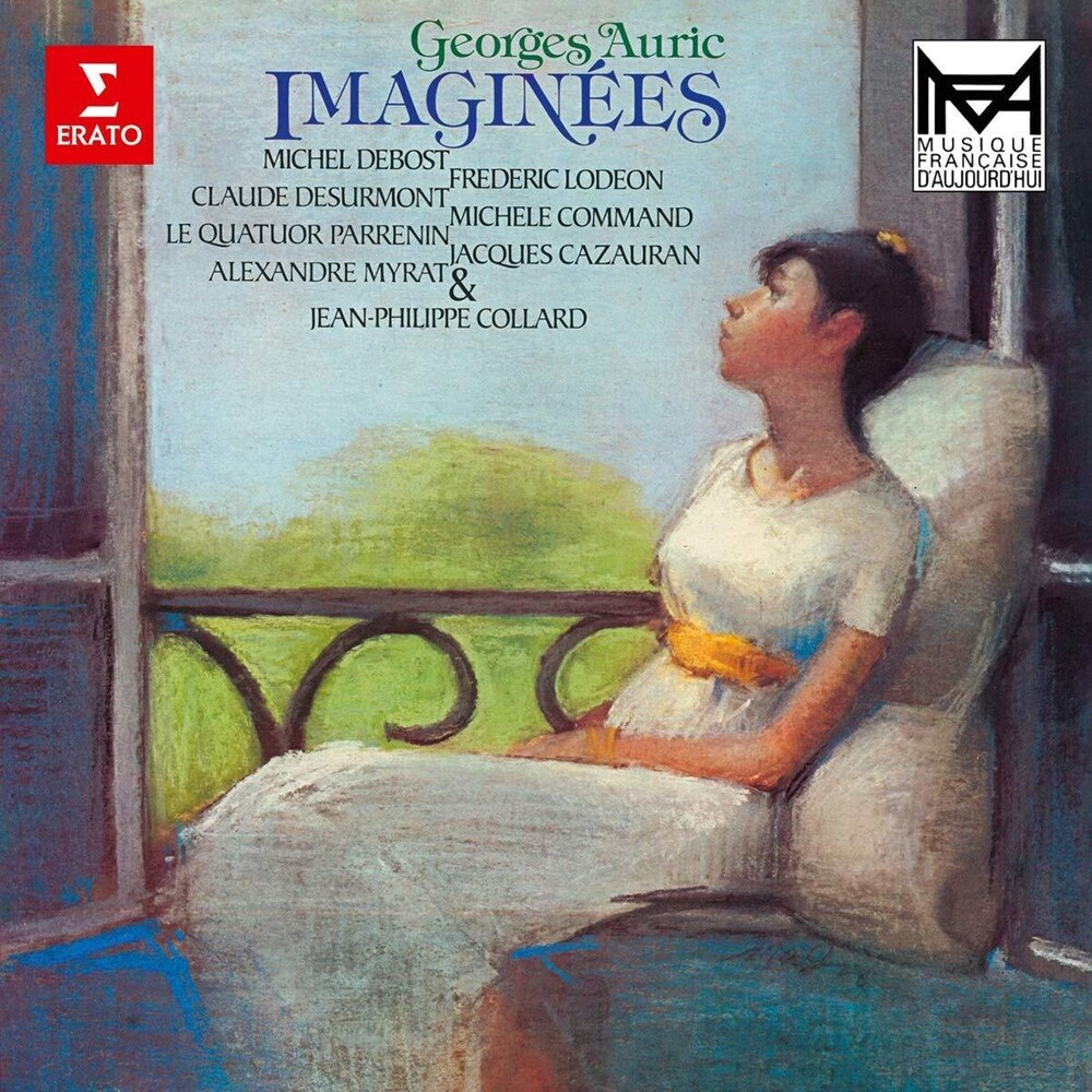 Quatuor Parrenin / Jean Collard -Philippe - Georges Auric: Imaginees