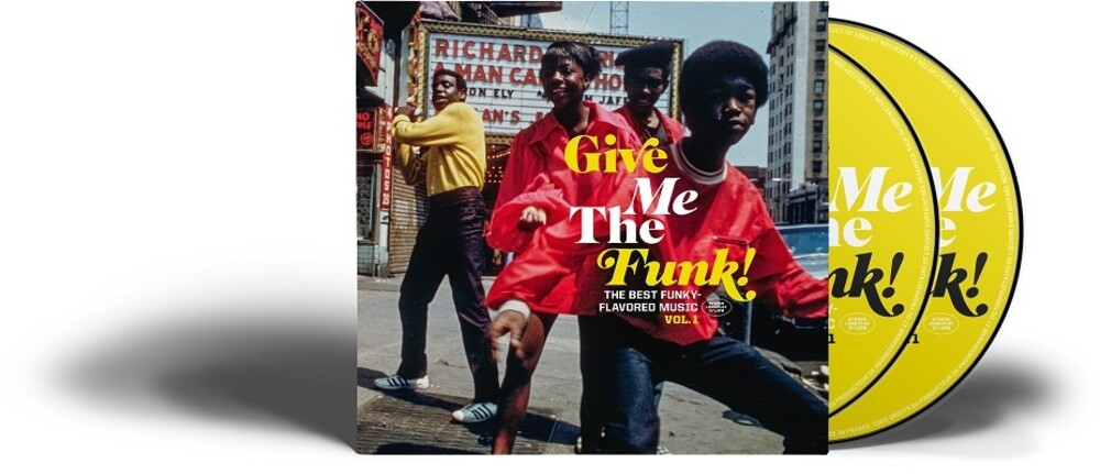 Give Me The Funk Vol 1 / Various - Give Me The Funk Vol 1 / Various (Fra)