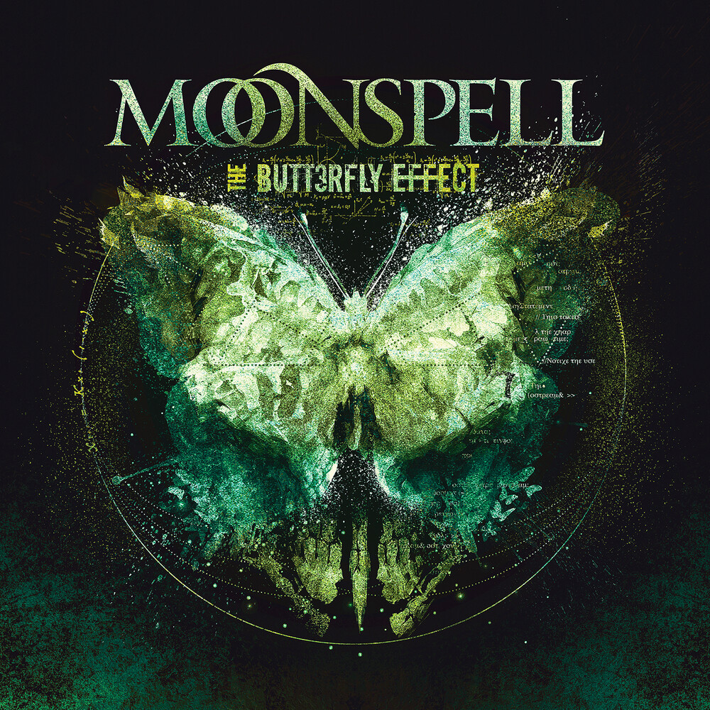 Moonspell - Butterfly Effect [Colored Vinyl] (Grn) (Ylw)