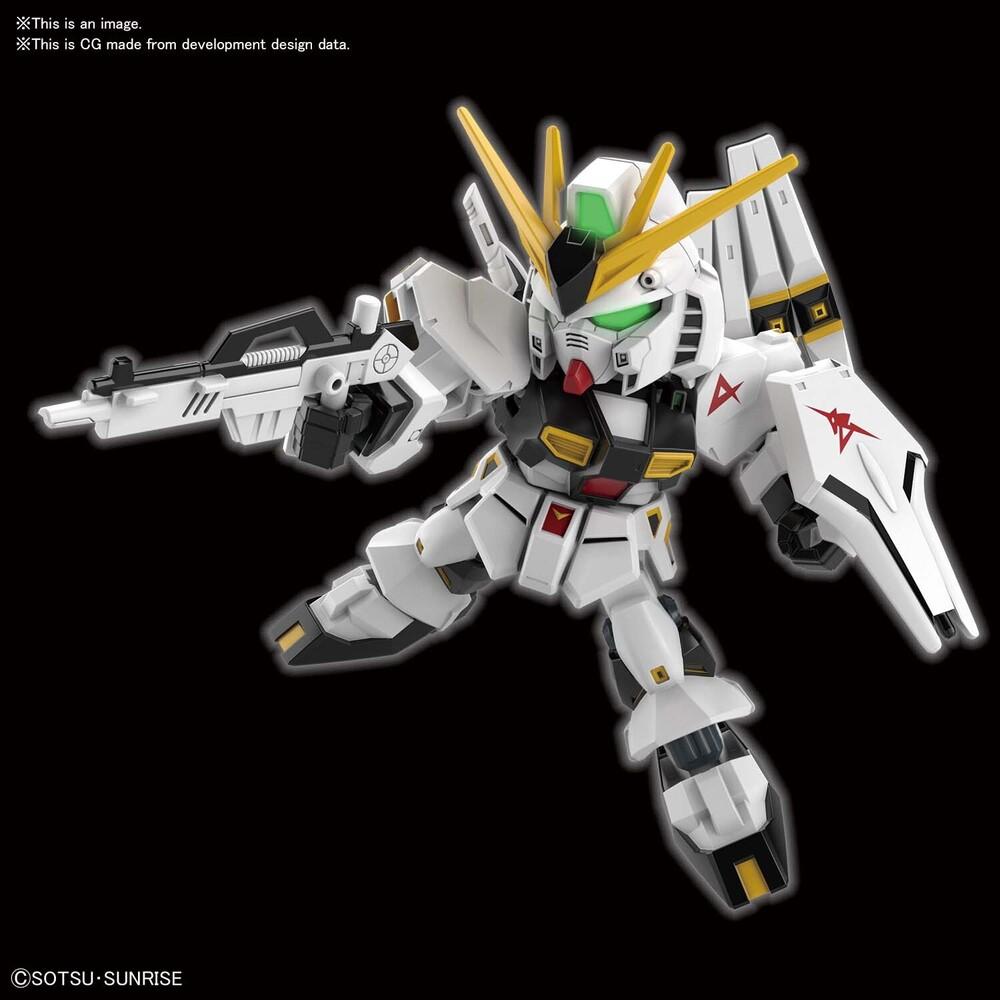 Bandai Hobby - Bandai Hobby - Char's Counterattack - Nu Gundam, Bandai Spirits SDGundam EX-Standard