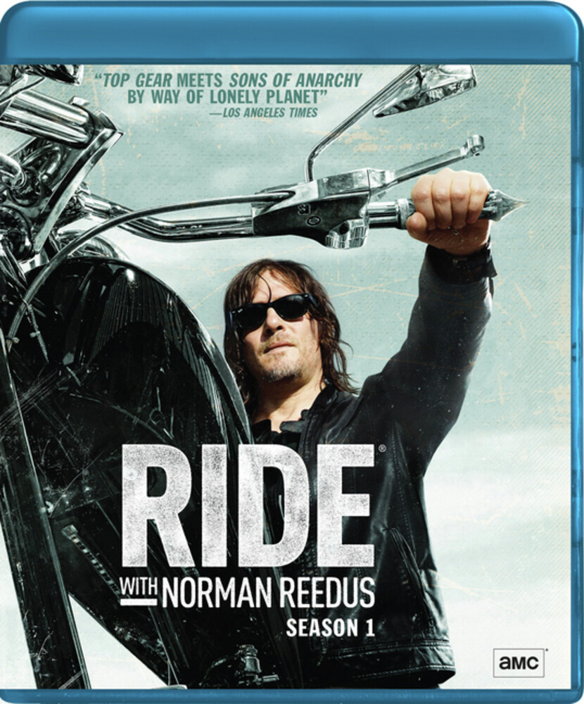 Ride with Norman Reedus: Season 1 - Ride With Norman Reedus: Season 1 (2pc) / (Mod)