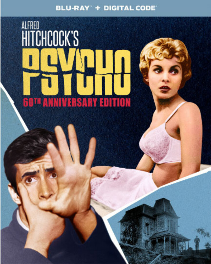 - Psycho (1960): 60th Anniversary Edition / (Aniv)