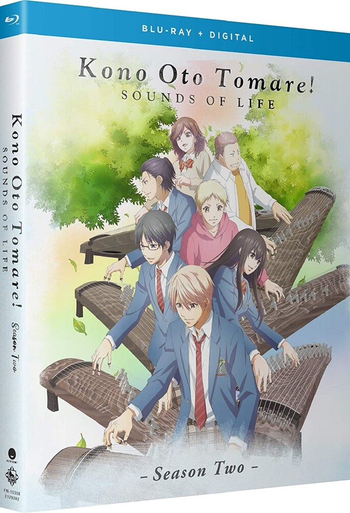 - Kono Oto Tomare!: Sounds Of Life - Season Two