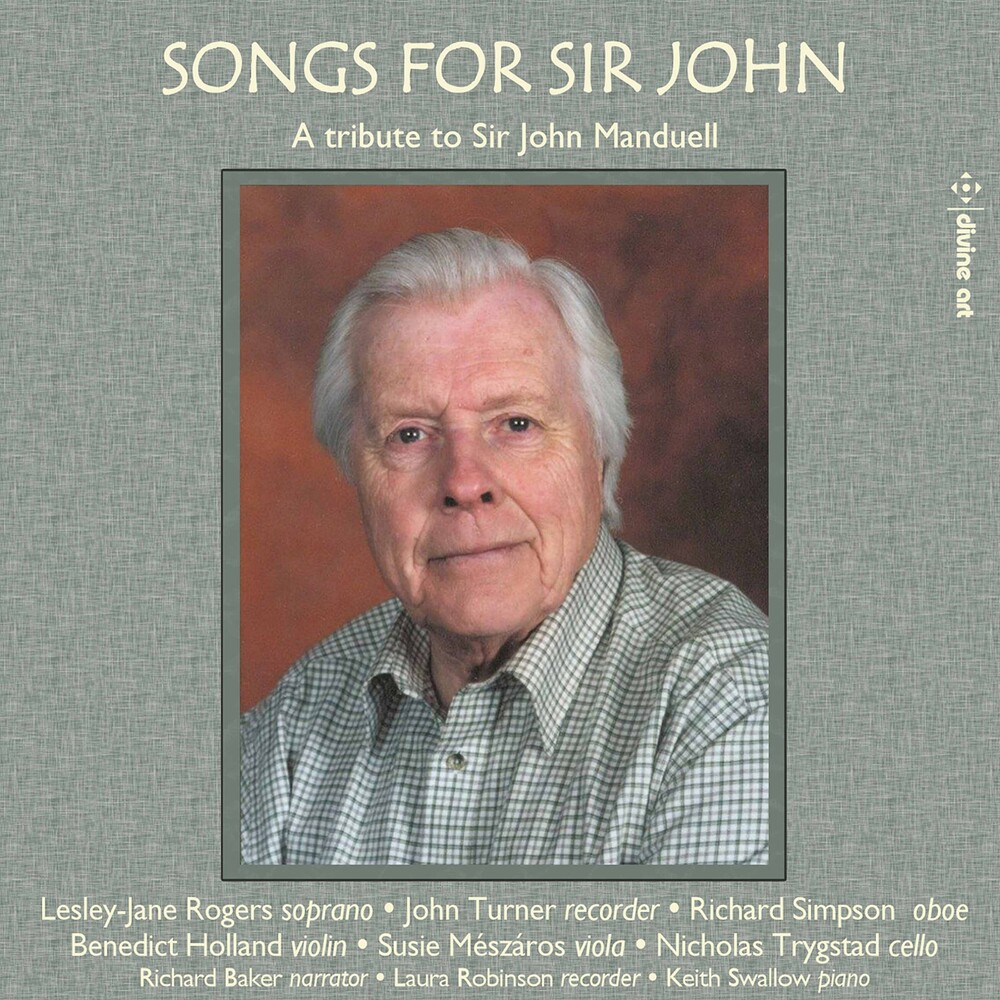 Lesley-Jane Rogers - Songs For Sir John / Various