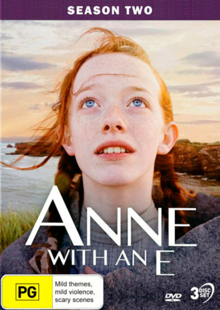 - Anne With An E: Season 2 (3pc) / (Aus Ntr0)